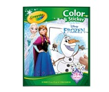 Album Color & Sticker Disney Frozen